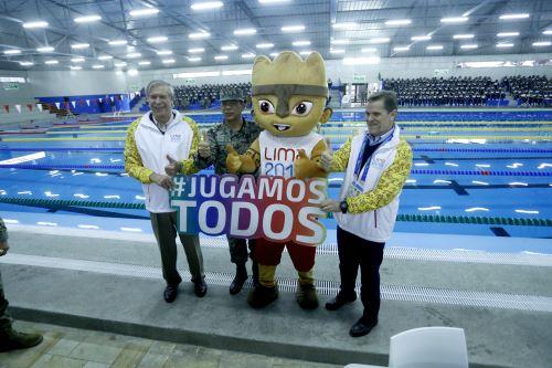 Lima 2019 visitó la Escuela Militar de Chorrillos, donde se llevarán a cabo las competencias de los Panamericanos