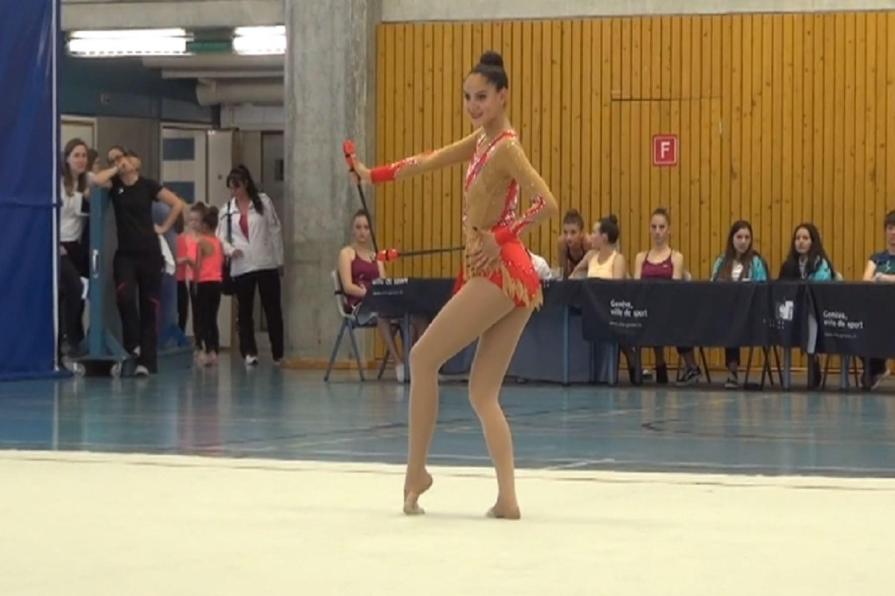 Carla Corminboeuf  tiene la nacionalidad peruana y suiza. Foto: ANDINA/Vimeo: Carla Corminboeuf
