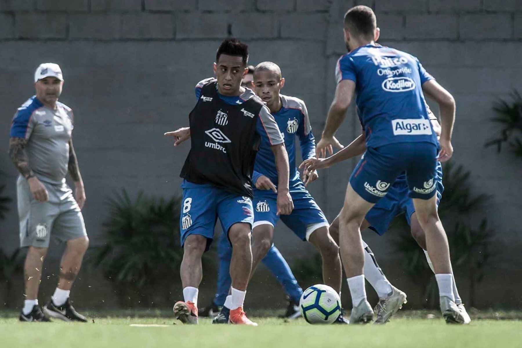 Foto: Facebook Santos Oficial