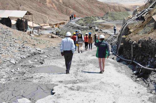 Fiscalía Especializada en Materia Ambiental del Santa investiga presunta contaminación en cabecera del río Casma, en Áncash. Foto: ANDINA/archivo