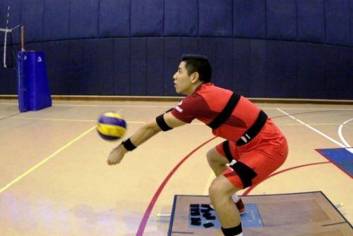 Desarrollan tecnología que permitirá mejorar rendimiento de voleibolistas. Foto: ANDINA/Difusión.
