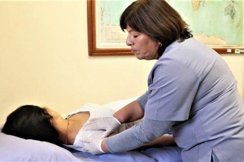 Ministerio de Salud destacó tratamiento brindado a pacientes afectados por el Síndrome de Guillain-Barré en el Instituto Nacional de Rehabilitación.