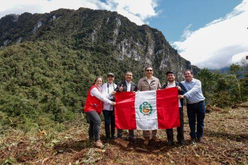 Presidente Vizcarra promueve el potencial turístico y cultural del El Gran Pajatén