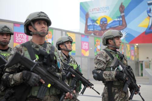 Lima 2019 presenta Plan de Seguridad Intersectorial