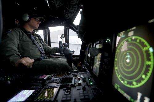 Aviones Spartan listos para la defensa Nacional
