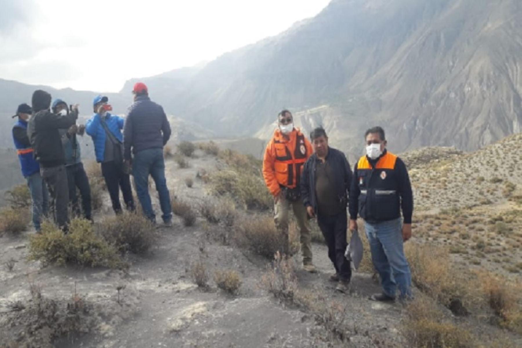 Terreno de Sirahuaya en Moquegua