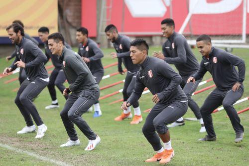 Selección de Fútbol sub20 se prepara para Lima 2019