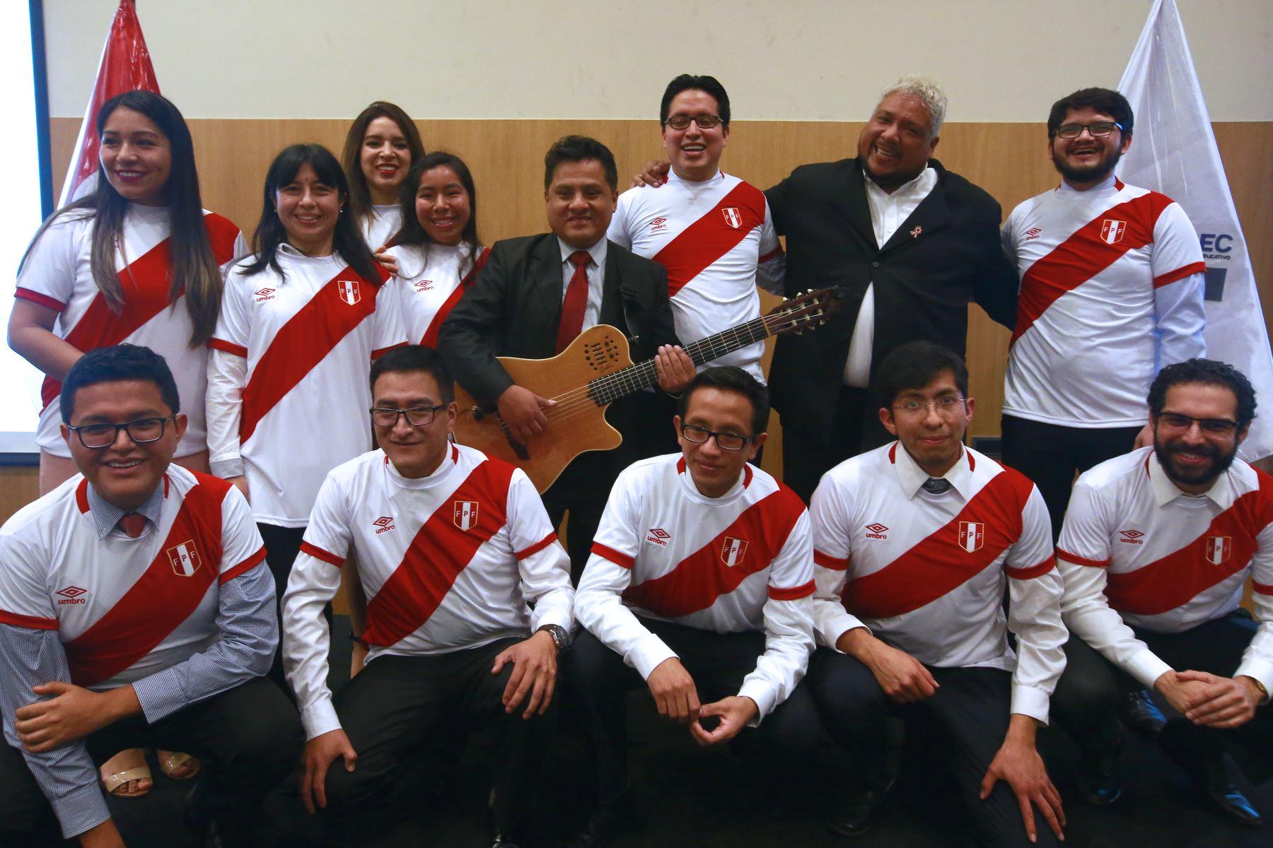 Talentos de Cusco, Junín y Lima ganan beca para estudiar posgrados en Australia, Hong Kong y EE.UU. Foto: ANDINA/Héctor Vinces