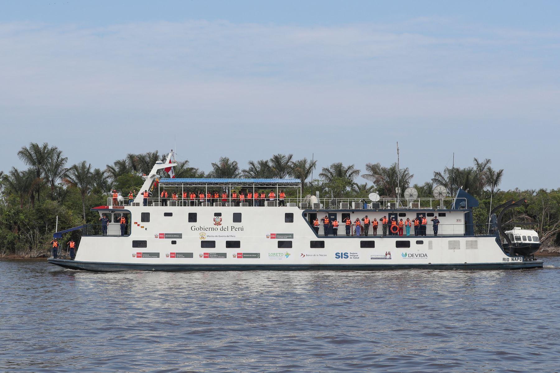 La PIAS Yavarí que se viene construyendo, debe entrar en funcionamiento – de acuerdo a lo informado por personal de la Marina de Guerra, entidad encargada de su construcción- el 28 de julio del 2020, con una inversión aproximada de 28 millones de soles.ANDINA/Difusión