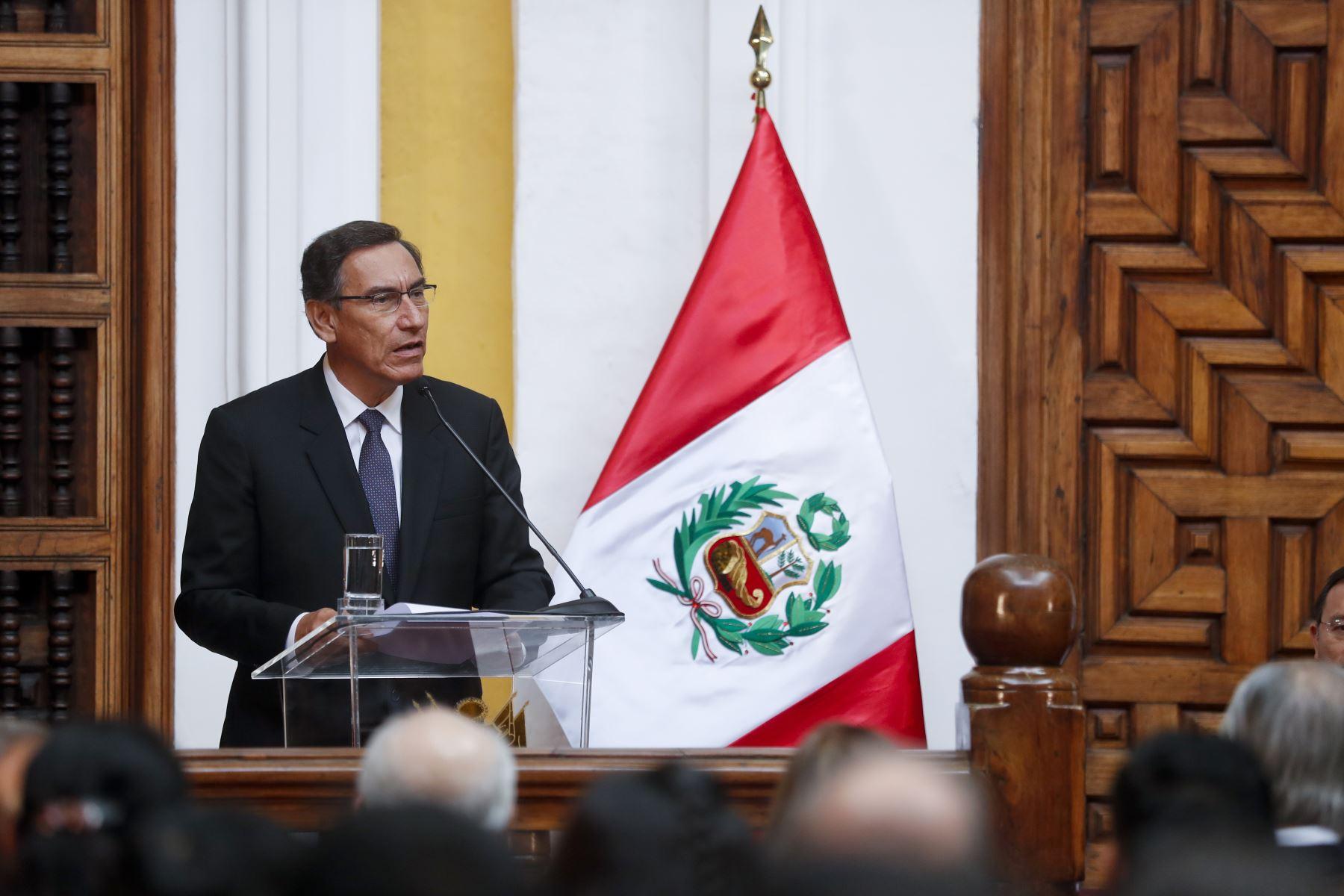 Martin Vizcarra: