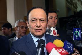 Walter Gutiérrez, titular de la Defensoría del Pueblo, preside la comisión especial para la elección de los miembros de la Junta Nacional de Justicia (JNJ). ANDINA/Norman Córdova