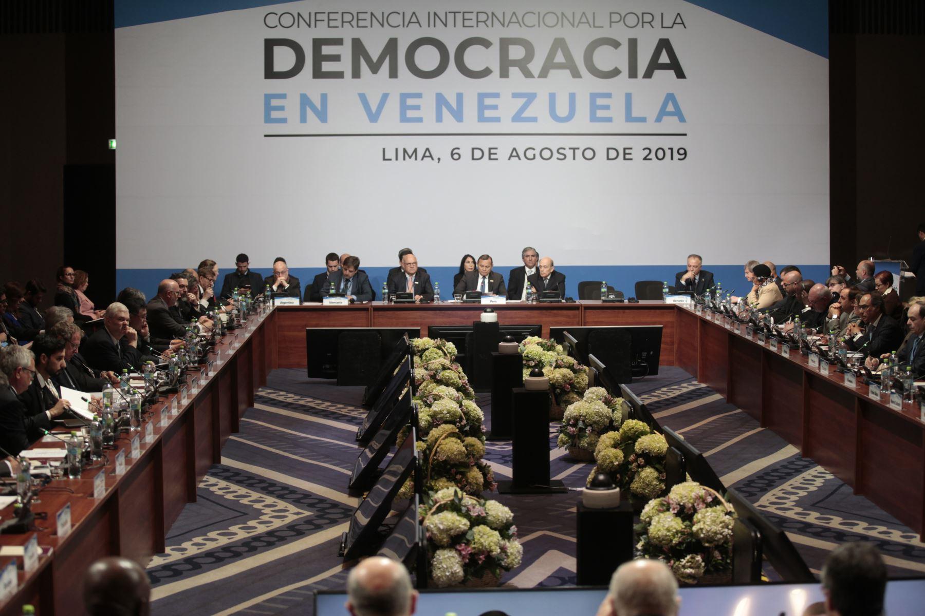 Foto: ANDINA/Miguel Mejía.