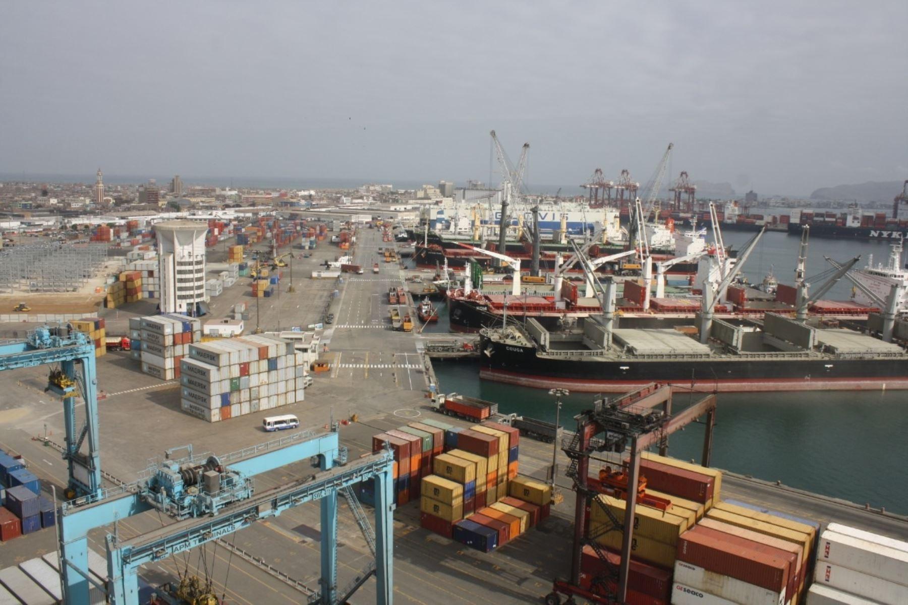 Puerto del Callao. Foto: Cortesía.
