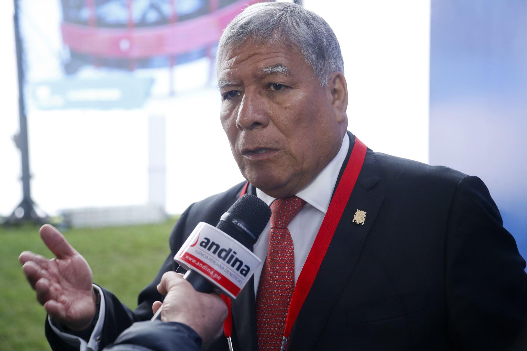 ANDINA/Josue Ramos