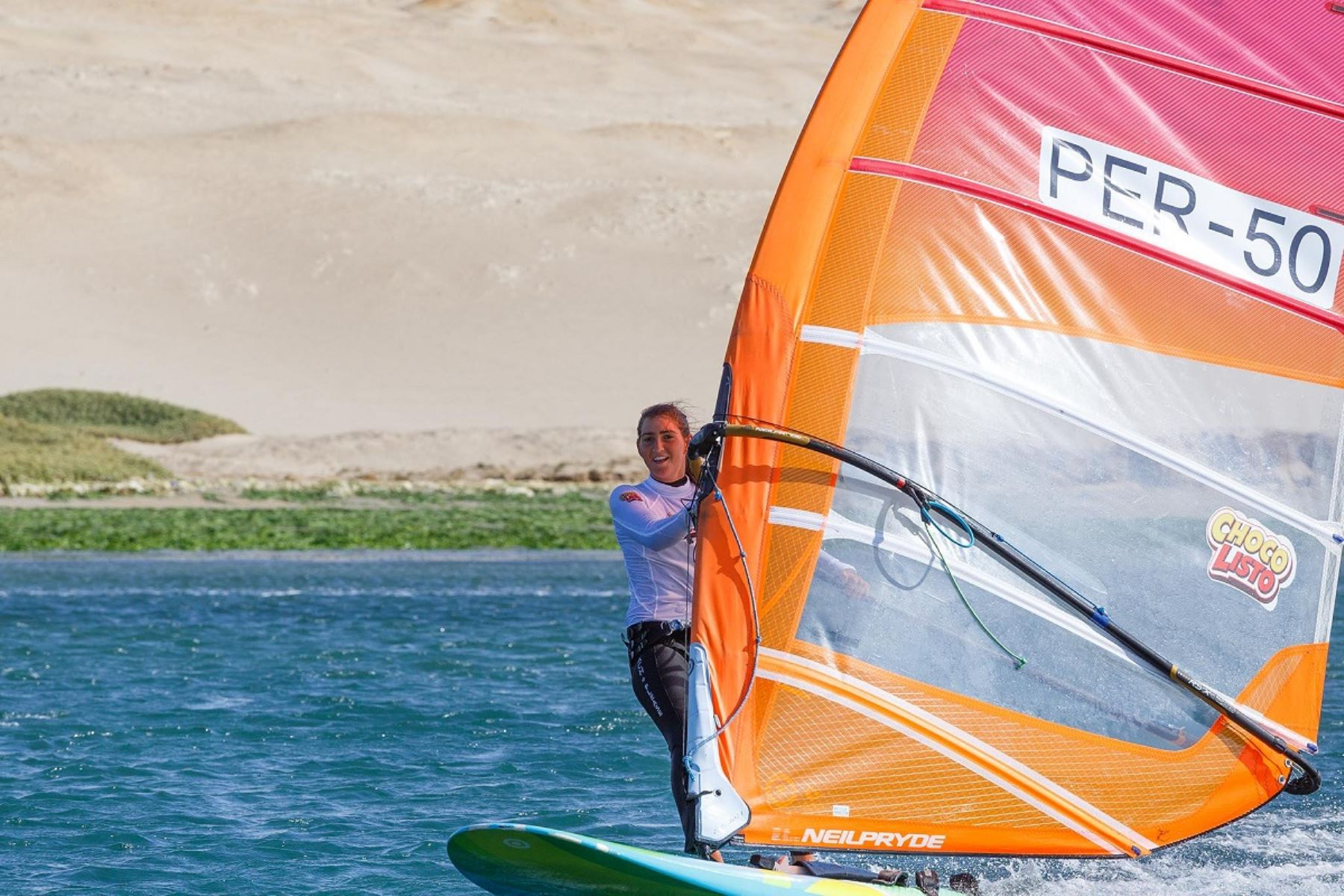 Lima 2019: Peru grabs bronze in women's windsurfing | News