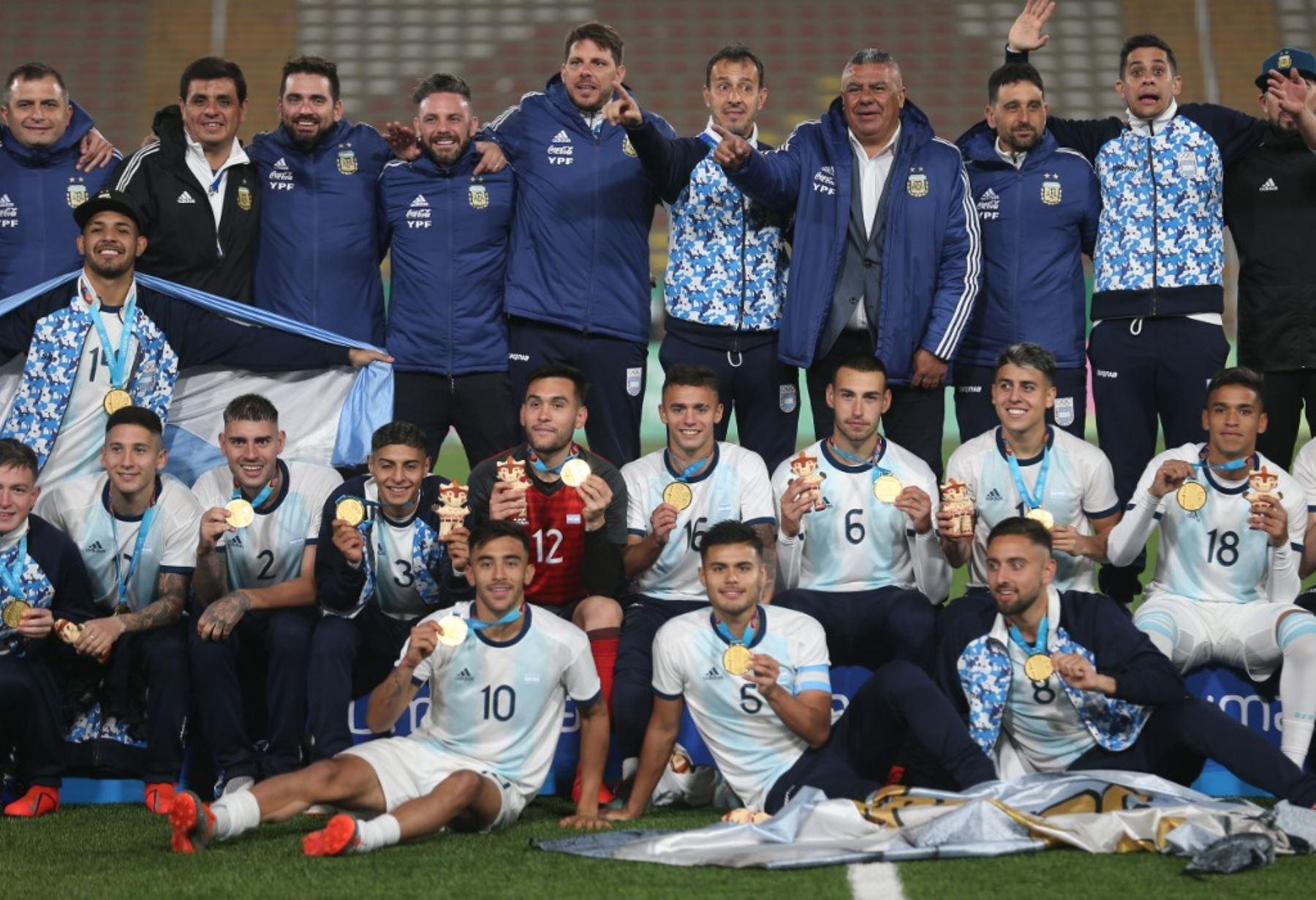 Lima 2019: La selección argentina, la más ganadora del fútbol panamericano