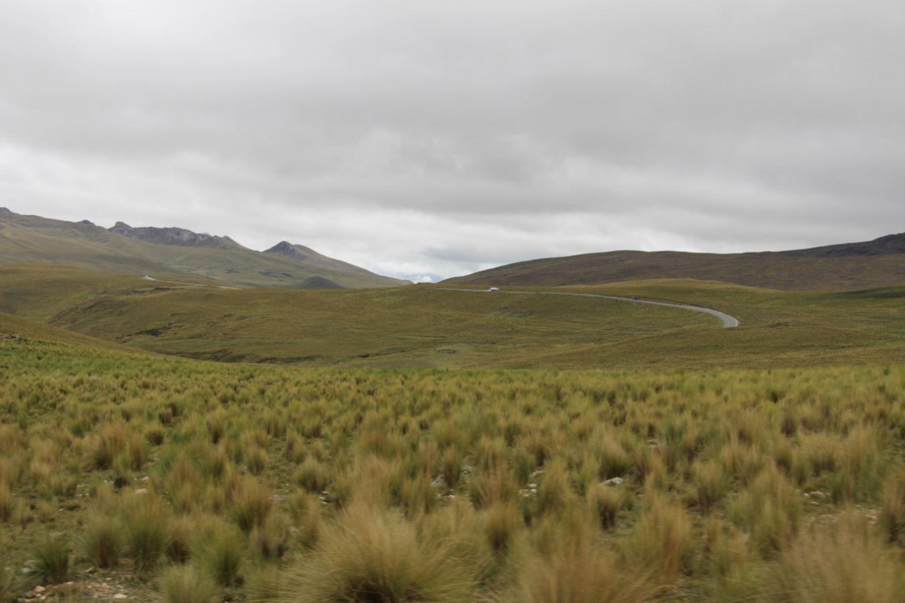 El MTC trabaja para aprovechar al máximo la potencialidad del corredor vial Apurímac-Cusco-Arequipa, de 720 kilómetros.