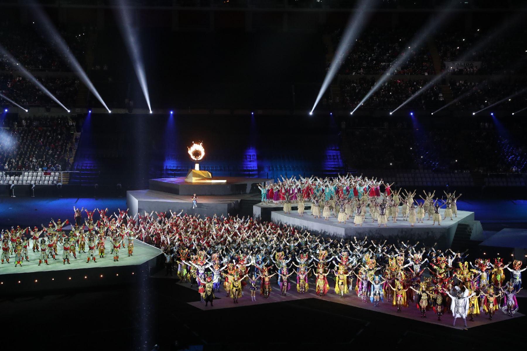 Los Juegos Panamericanos finalizaron este domingo una fiesta interminable. Foto: Twitter/@BalichWS
