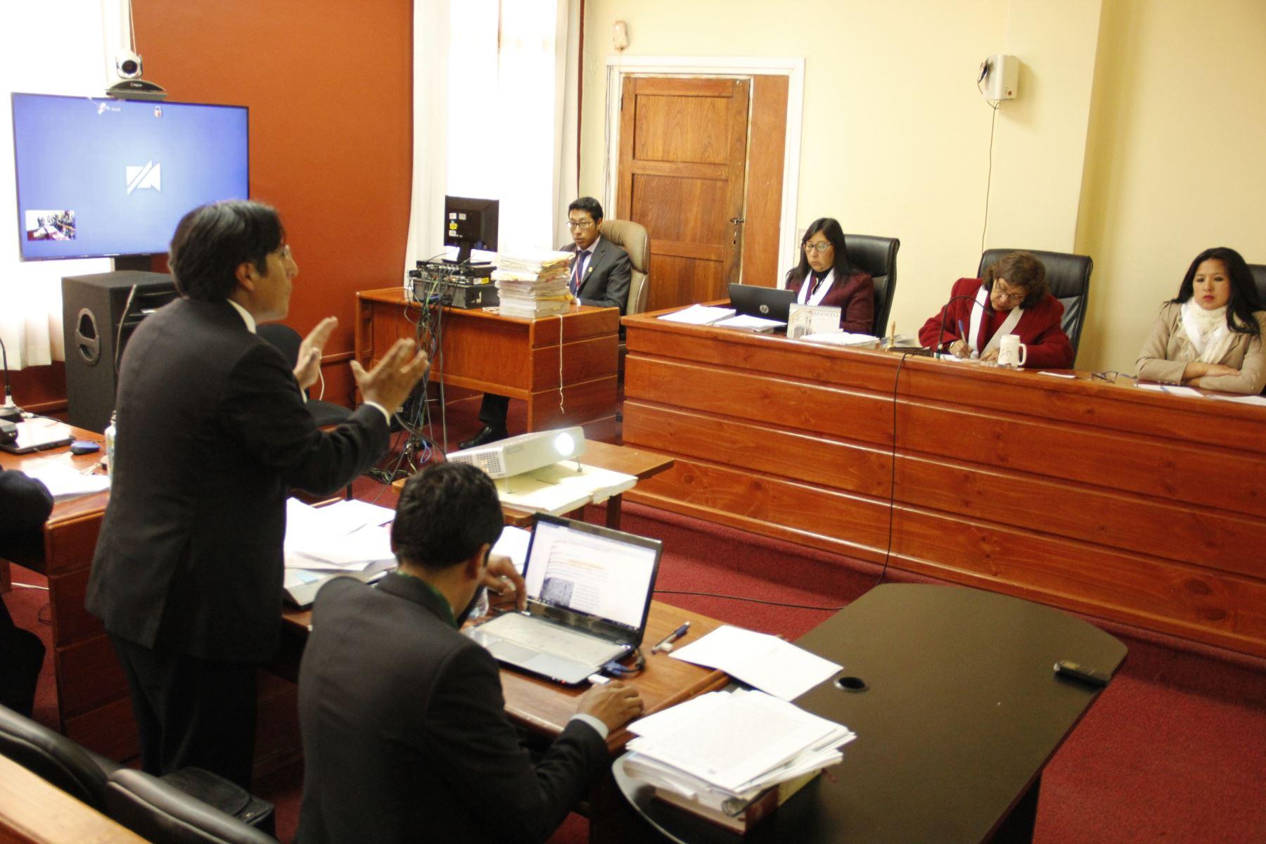 Juzgado de Puno condena a 6 años de prisión efectiva a Walter Aduviri. Foto: ANDINA.