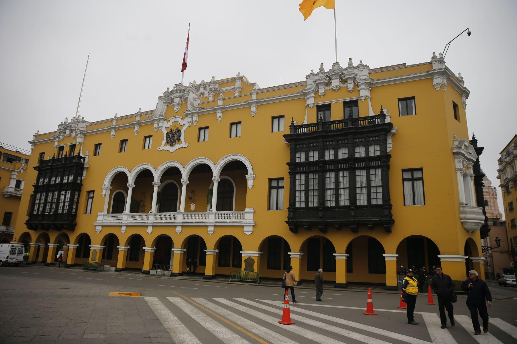 En total serán incorporadas a la Municipalidad de Lima 436 personas pertenecientes al Sitobur. Foto: ANDINA/Renato Pajuelo