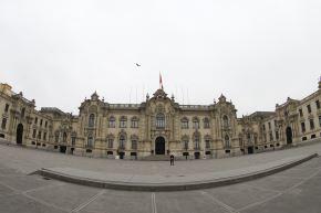 Palacio de Gobierno. Foto: Renato Pajuelo.
