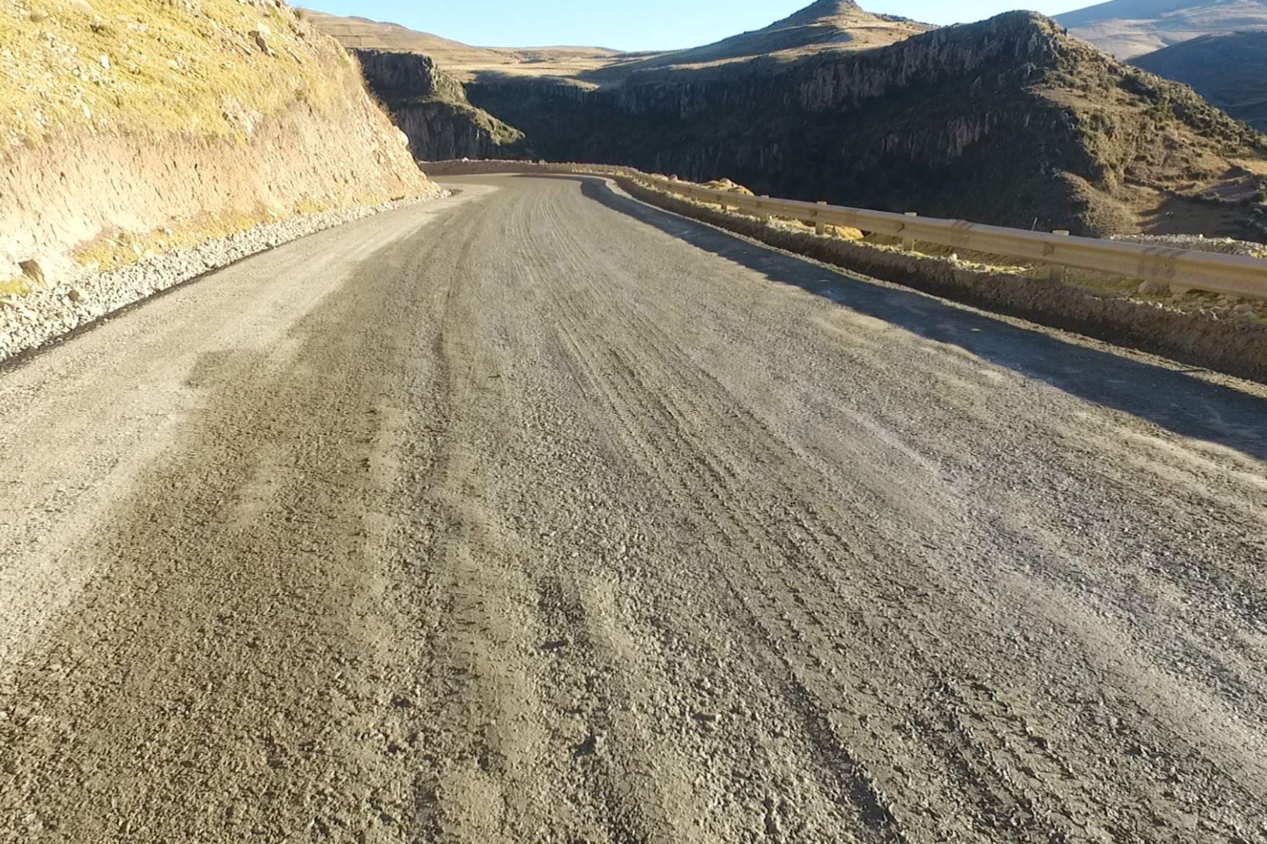 ANDINA/DifusiónMTC avanza en la adquisición de predios para obras en el corredor vial Apurímac-Cusco. ANDINA/Difusión