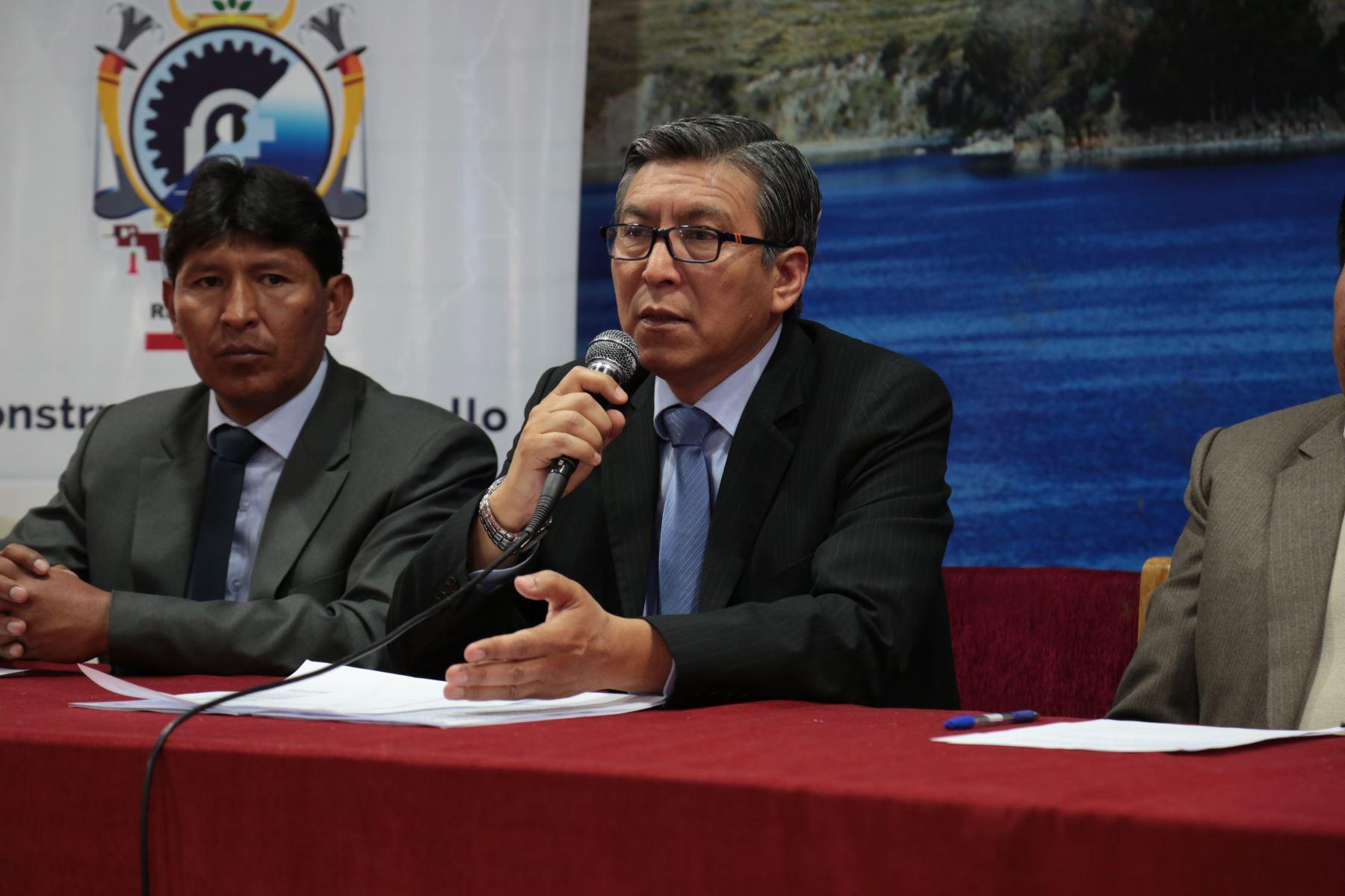 Hernando Tavera, presidente ejecutivo del Instituto Geofísico del Perú (IGP).Foto:  ANDINA/Difusión.