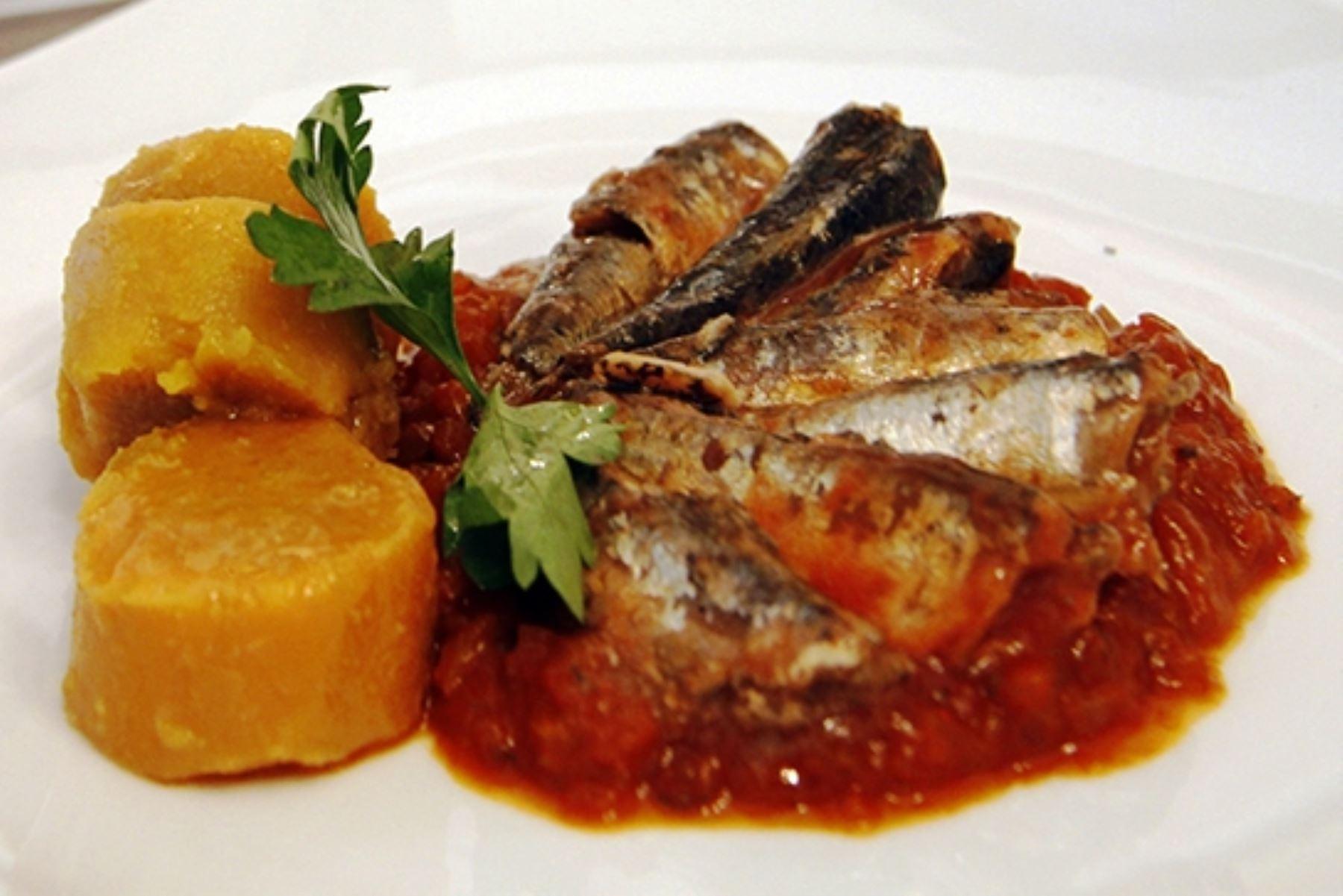 Comer pescado ayuda a reducir riesgo de males cardiovasculares. Foto: ANDINA/Difusión.