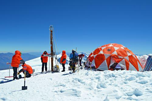 Culminan labores de la expedición científica Huascarán 2019, impulsada por Minam