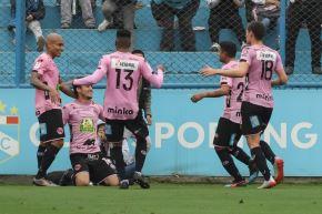 Con tres victorias en fila, el Sport Boys se aleja de la zona de descenso. ANDINA/Jorge Tello