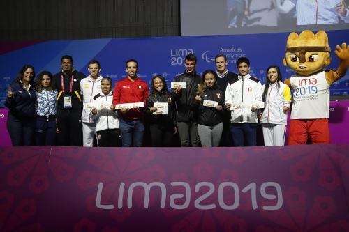 Lima 2019: presentan la ruta de la Antorcha Parapanamericana