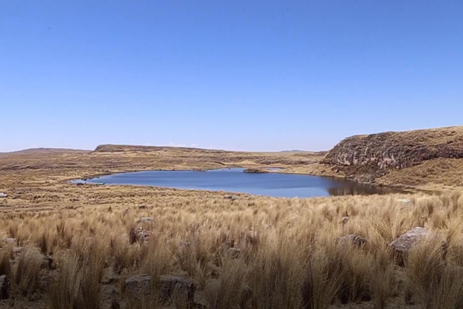 Minagri entregará en setiembre obras de siembra y cosecha de agua en región Ayacucho. ANDINA/Difusión