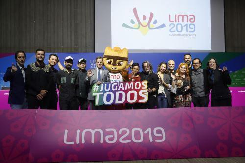 Anuncian  inauguración de los Juegos Parapanamericanos Lima 2019