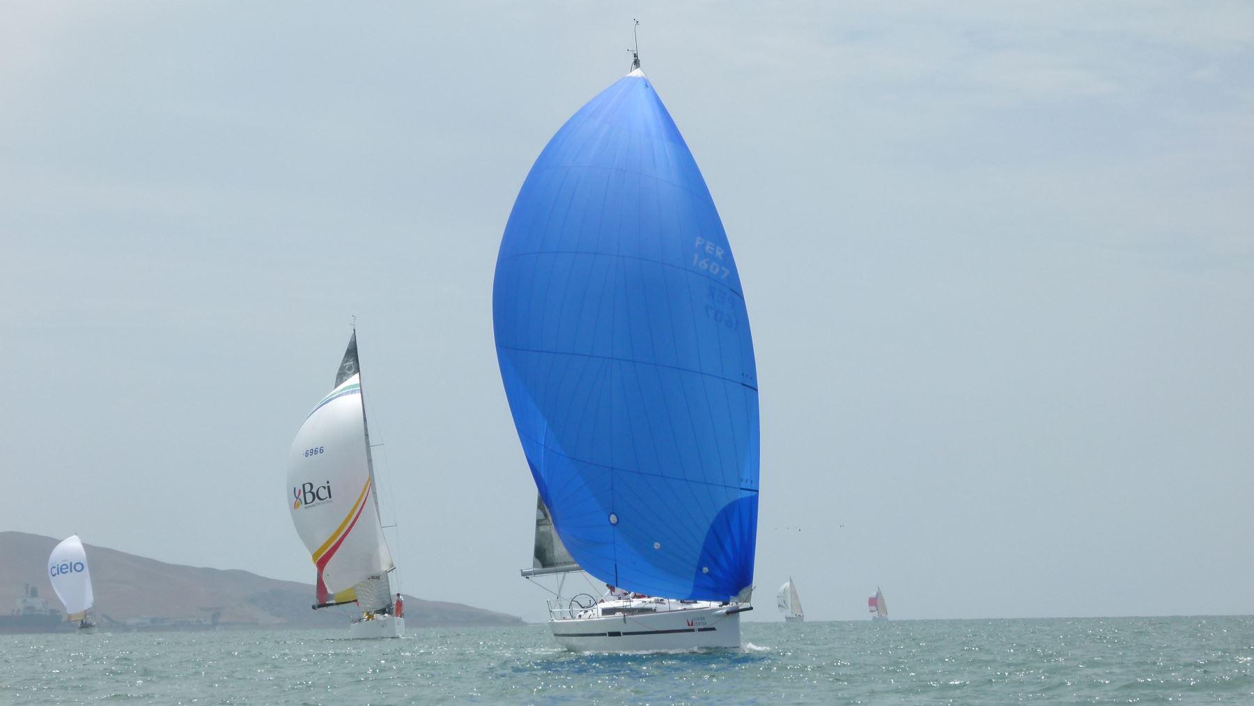 Regata internacional Copa del Pacífico se disputará entre La Punta y la bahía de Paracas.