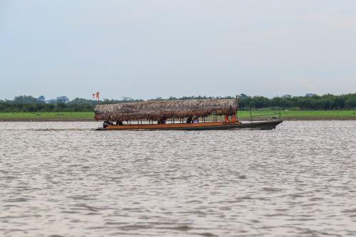 Estudio de impacto ambiental de Hidrovía Amazónica, en Loreto, cuenta con planes de prevención y mitigación, afirmó el Ministerio de Transportes y Comunicaciones (MTC).