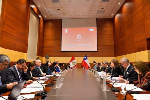 Comisión Mixta Perú Chile
