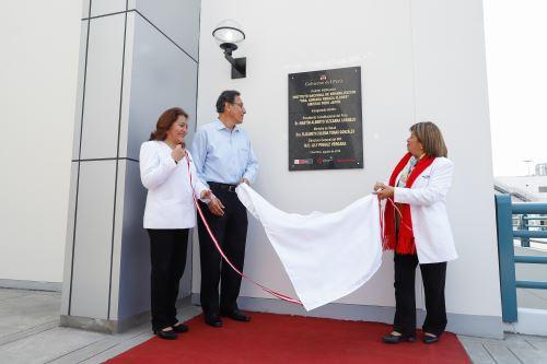 Ampliación del Instituto Nacional de Rehabilitación en Chorrillos