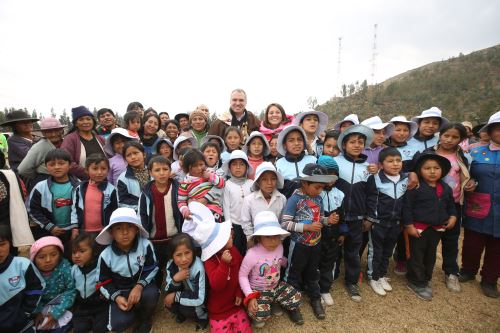 Proceso de producción de papas nativas en Huancavelica