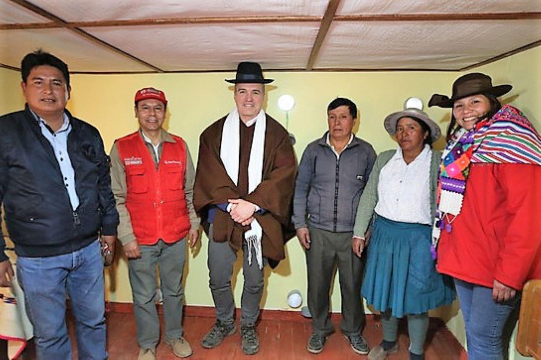 Photo: PCM Peru