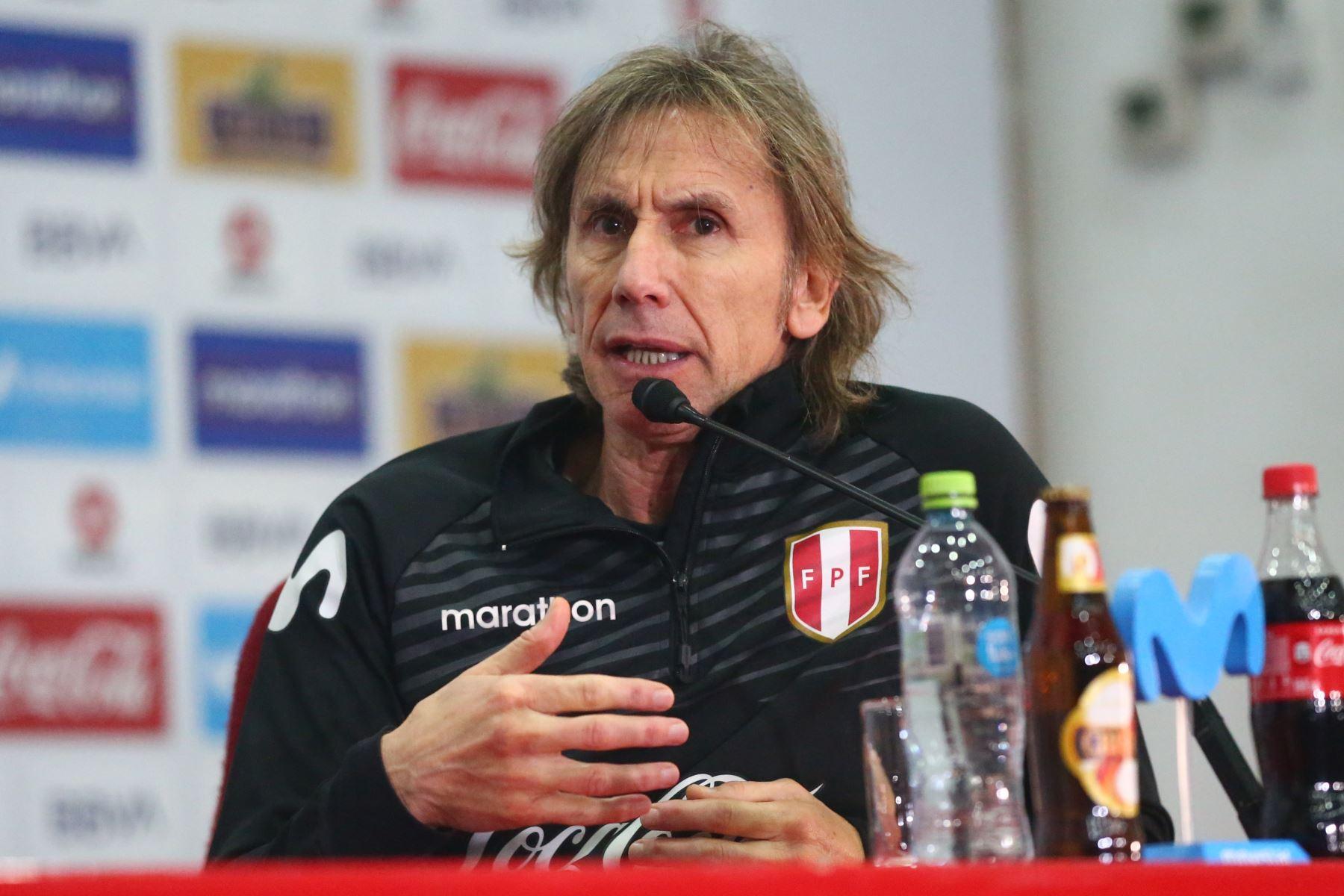 Selección peruana: Gareca dará a conocer la convocatoria el viernes 25 | Noticias