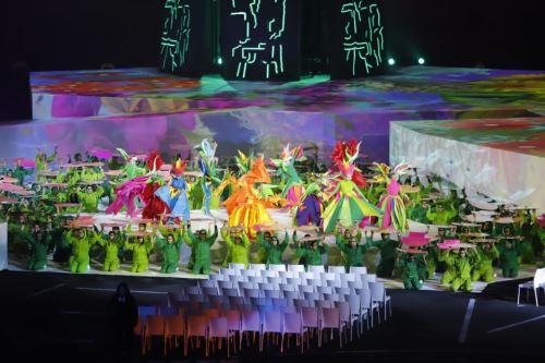 Inauguración de los Juegos Parapanamericanos Lima 2019