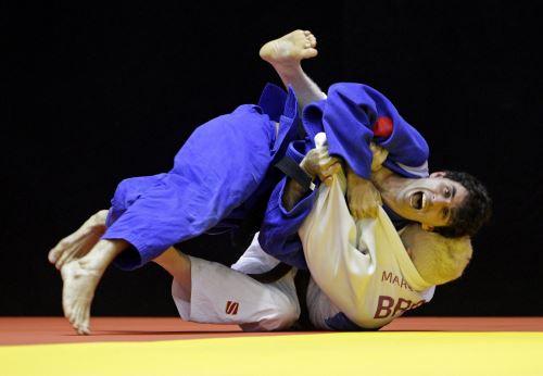 Competencias de Judo en los Juegos Parapanamericanos Lima 2019