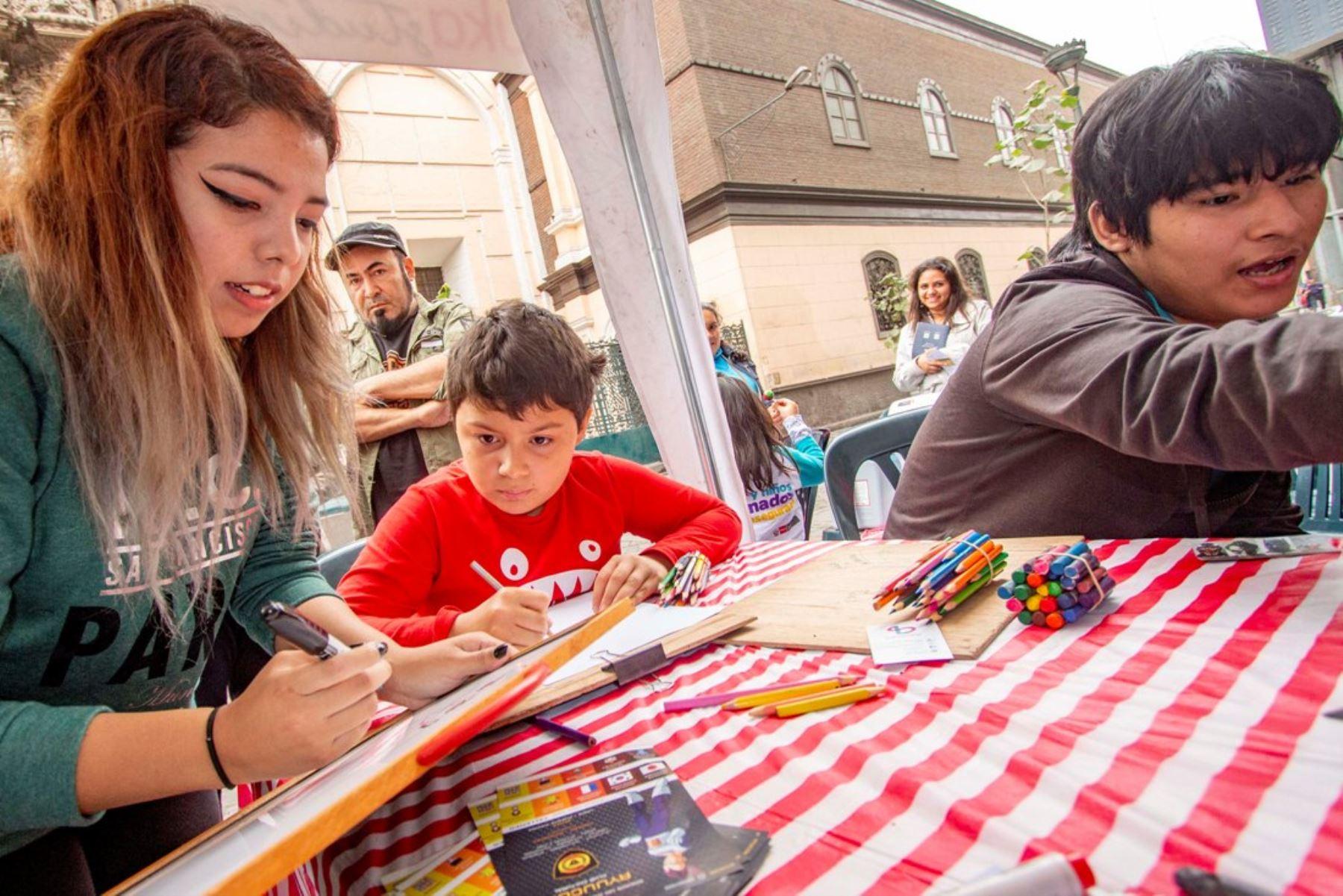 Al Damero de Pizarro sin Carro: disfruta de las actividades gratuitas este domingo. Foto: ANDINA/Difusión.