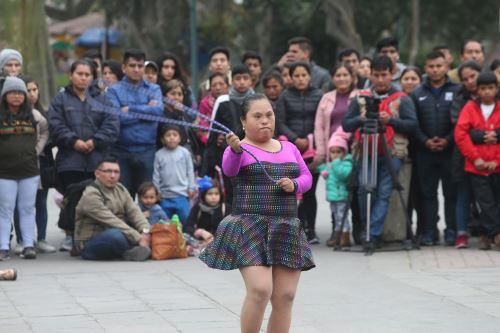 Empieza la fiesta de la musica y el deporte en Culturaymi 2019