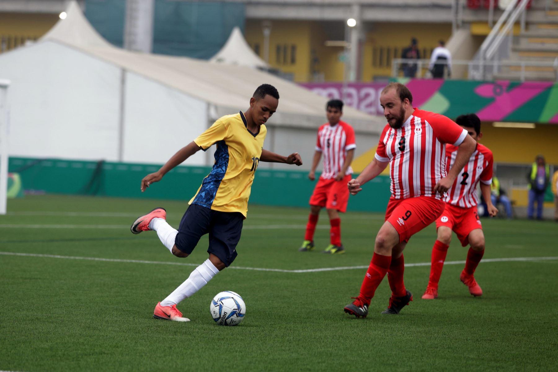 El fútbol 7 vuelve a cautivar a los aficionados