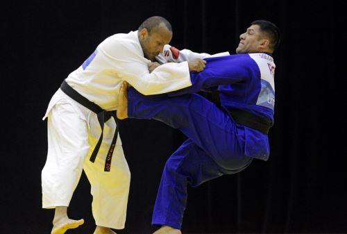 Parapanamericanos Lima 2019 :Ántero Villalobos gana Medalla de Bronce en Judo