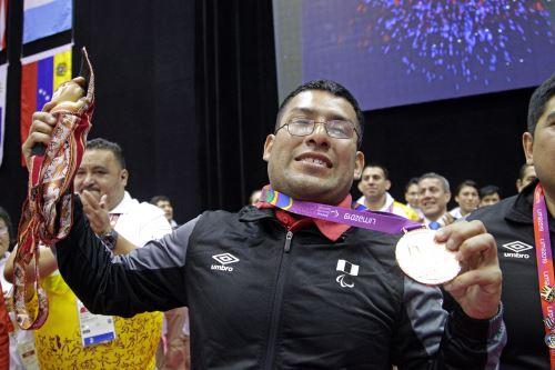Lima 2019: peruano Antero Villalobos gana medalla de bronce en judo
