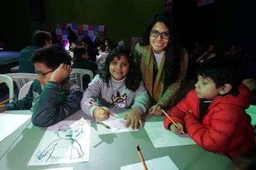 Parapanamericano Lima 2019: Niños y niñas se inspiran en Millco para crear
