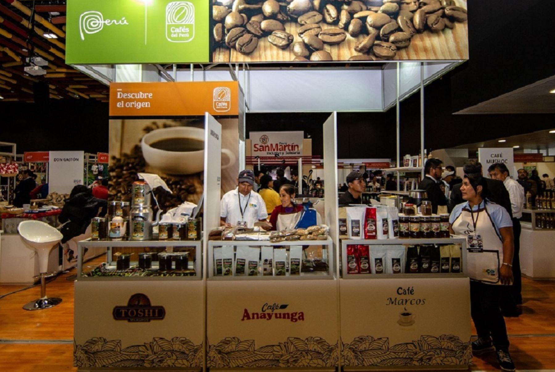 Perú es el segundo exportador de café orgánico del mundo | Noticias | Agencia Peruana de Noticias Andina