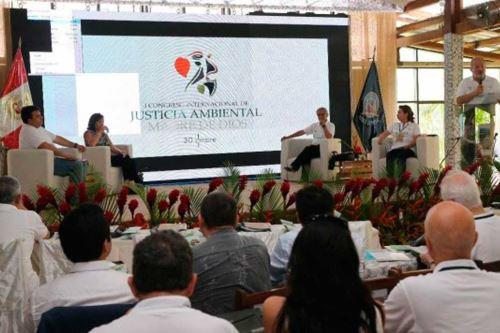 La tercera edición de Congreso Internacional de Justicia Ambiental se desarrollará en la ciudad de Tarapoto, San Martín.